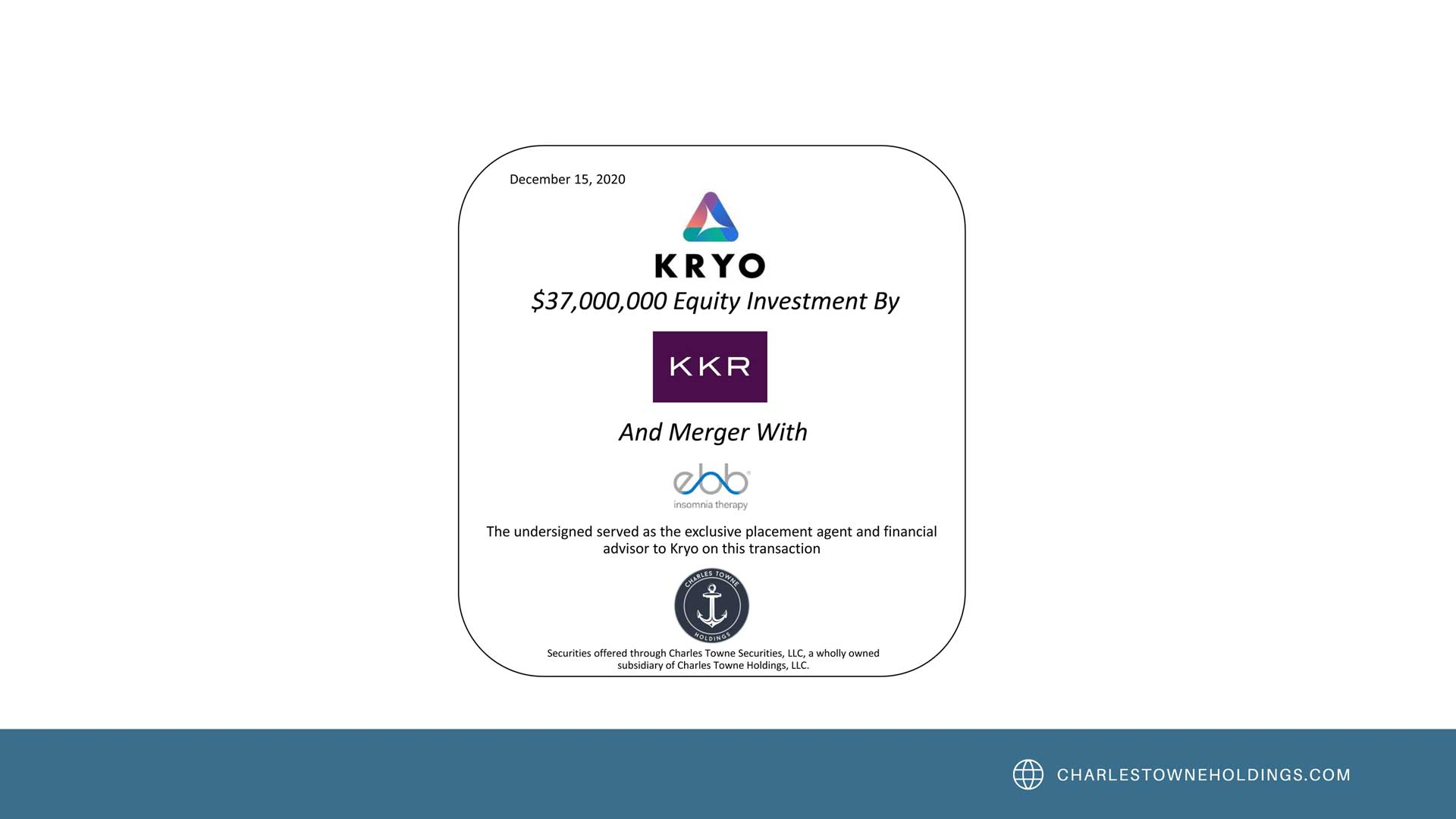 Kyro Deal Tombstone featured inage